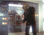 Dave Prowse MBE - Space 1999 - The Beta Cloud - Cloud Creature